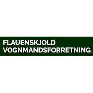 Flauenskjold Vognmandsforretning logo