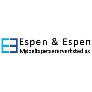 Espen & Espen Møbeltapetsererverksted AS logo