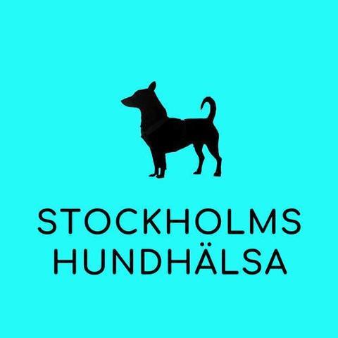 Stockholms Hundhälsa logo