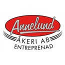 Annelund Åkeri & Entreprenad  AB i Lidköping logo