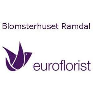 Blomsterhuset Ramdal logo