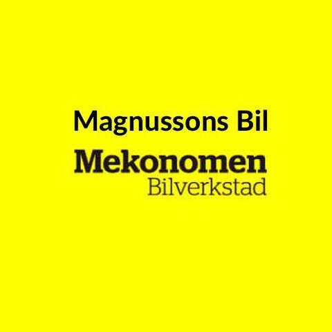 Mekonomen Bilverkstad Karlskrona / Em-Be Magnussonbolaget AB logo