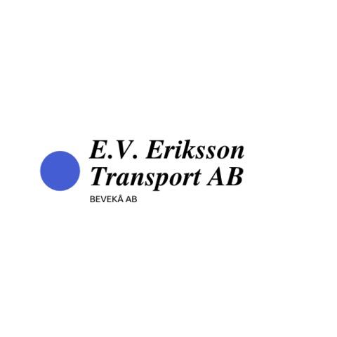 E.V. Eriksson Transport AB logo