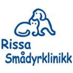 Rissa Smådyrklinikk logo