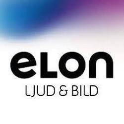ELON LJUD & BILD logo