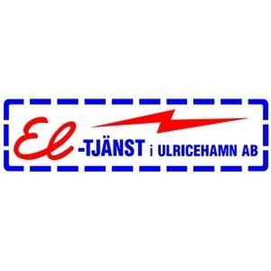 El-Tjänst i Ulricehamn AB logo