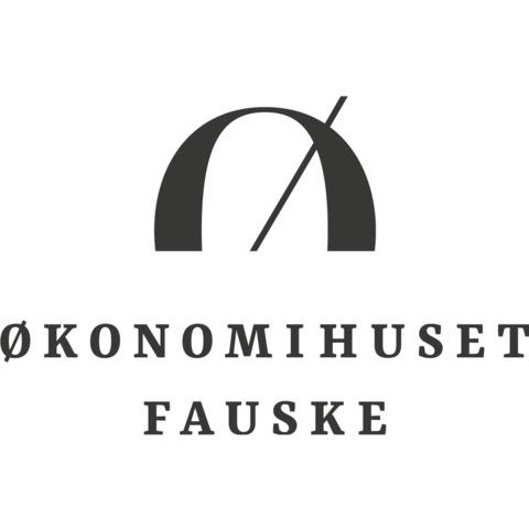 Økonomihuset Fauske AS logo
