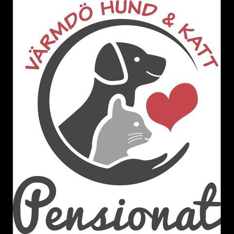 Värmdö hund och katt pensionat logo
