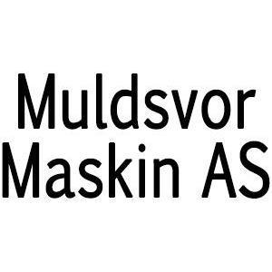 Muldsvor Maskin AS logo