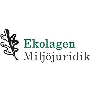 Ekolagen Miljöjuridik AB logo