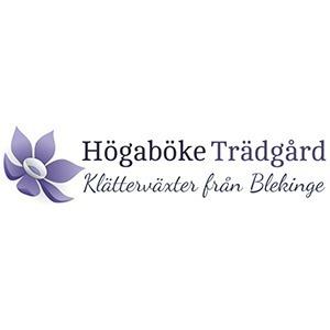 Högaböke Trädgårdsservice logo