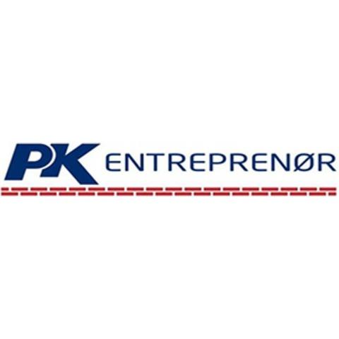 PK Entreprenør AS logo