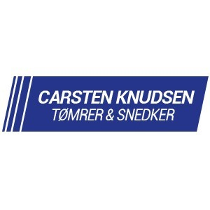 Carsten Knudsen Tømrer- & Snedkerfirma logo