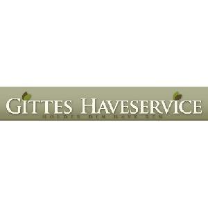 Gittes Haveservice logo