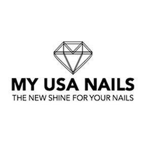 My USA Nails logo
