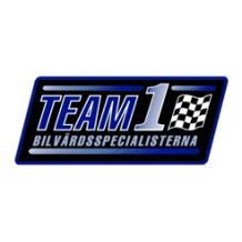 Team 1 Bilvårdsspecialisterna logo