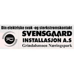 Svensgaard Installasjon AS logo