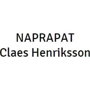Henriksson Claes, Leg. naprapat logo