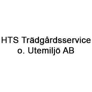 HTS Trädgårdsservice o. Utemiljö AB logo