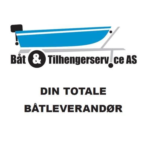 Båt & Tilhengerservice AS logo