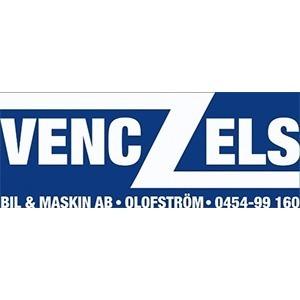 Venczel Bil & Maskin AB logo