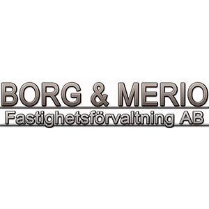 Borg & Merio Fastighetsförvaltning AB logo