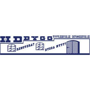 Hans Dahlqvist Bygg AB logo