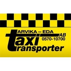 Arvika-Eda Taxitransporter AB logo