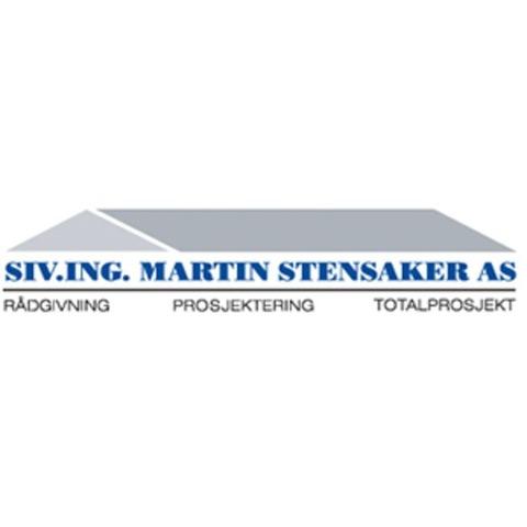 Sivilingeniør Martin Stensaker AS logo