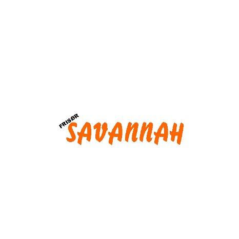 Frisør Savannah logo
