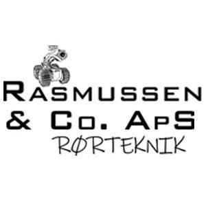 Rasmussen & Co ApS Rørteknik logo