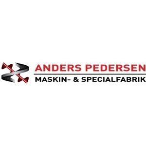 Anders Pedersen, Maskin- & Specialfabrik A/S logo