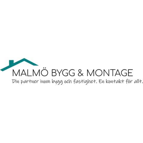 Malmö Bygg och Montage AB logo