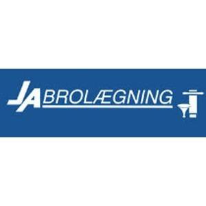 J.A. Brolægning logo