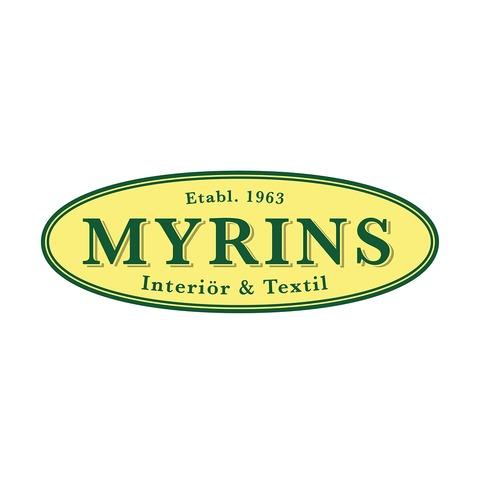 Myrins Textil  - Göteborg City logo
