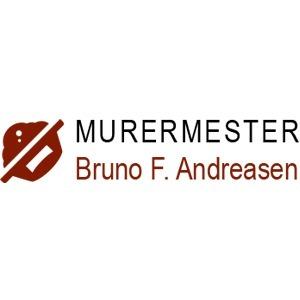 Murermester Bruno Andreasen logo