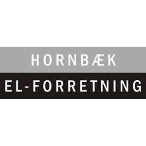 Hornbæk El-Forretning A/S logo
