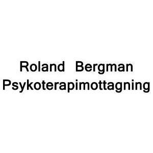 Psykoterapimottagning Roland Bergman logo
