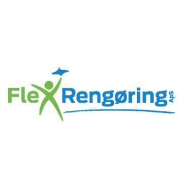 Flex Rengøring ApS logo