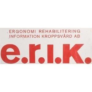 e.r.i.k. Ergonomi Rehab Info Kroppsvård AB logo