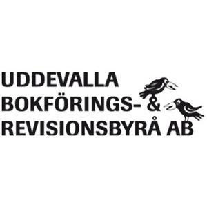 Uddevalla Bokförings- & Revisionsbyrå AB logo