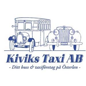 Kiviks Taxi AB logo