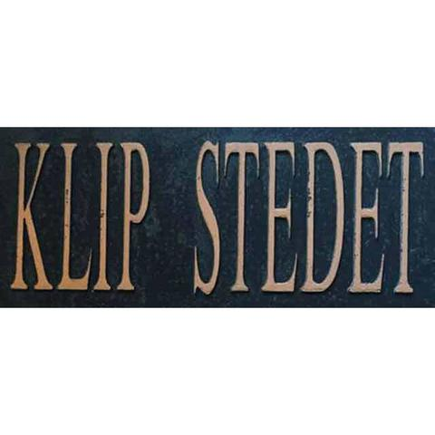 Klipstedet logo