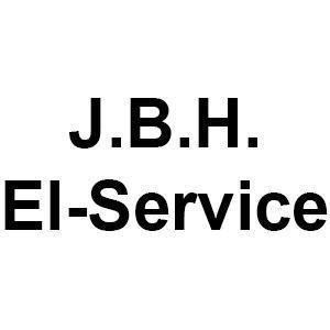 J.B.H. El-Service logo