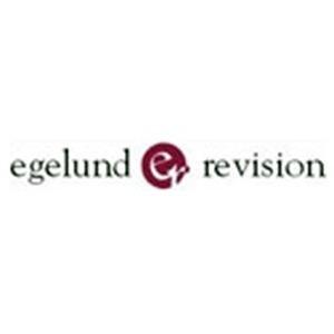 Egelund Revision logo