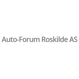 Auto-Forum Roskilde A/S logo