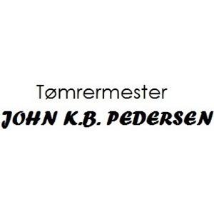 Tømrermester John K. B. Pedersen logo