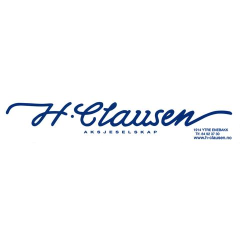 H Clausen AS logo