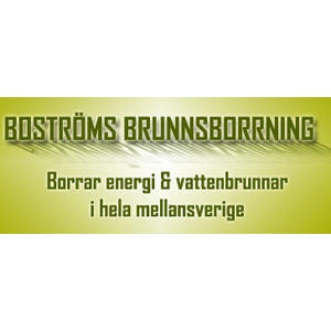 Ola Boströms Brunnsborrning och VVS AB logo