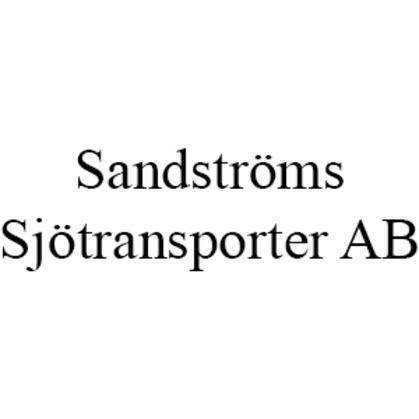 Sandströms Sjötransporter AB logo